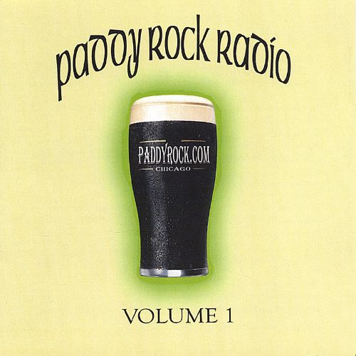 Paddy Rock Radio, Vol. 1