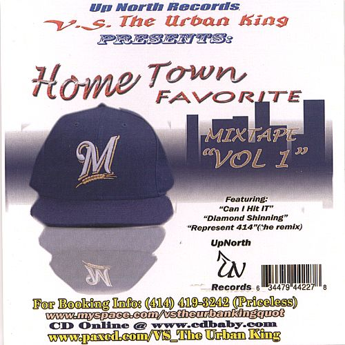 Home Town Favorite Mix Tape Vol 1