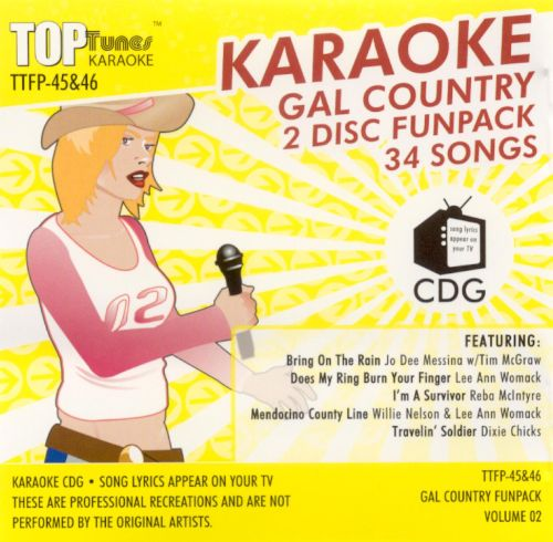 Top Tunes: Gal Country Funpack, Vol. 2
