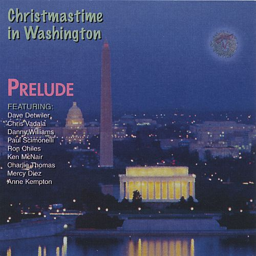 Christmastime in Washington