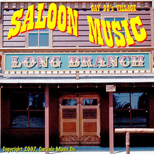 Saloon Music: Old Time Stepping