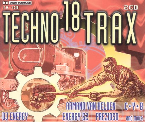 Techno Trax, Vol. 18