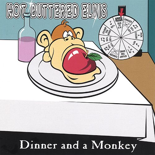 Dinner and a Monkey