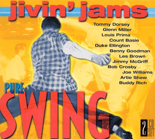 Pure Swing: Jivin' Jams [Two Disc]