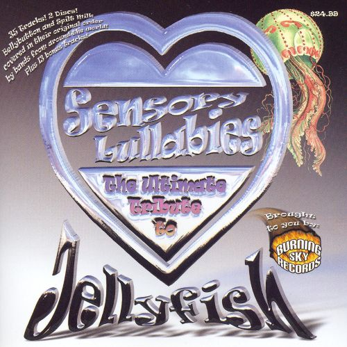Sensory Lullabies: The Ultimate Tribute to Jellyfish