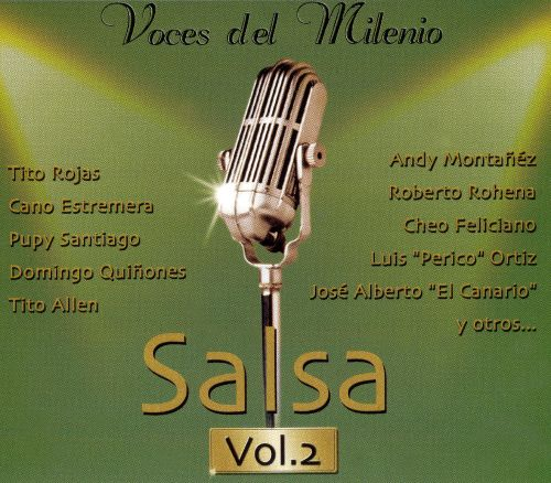Voces del Milenio: Salsa, Vol. 2