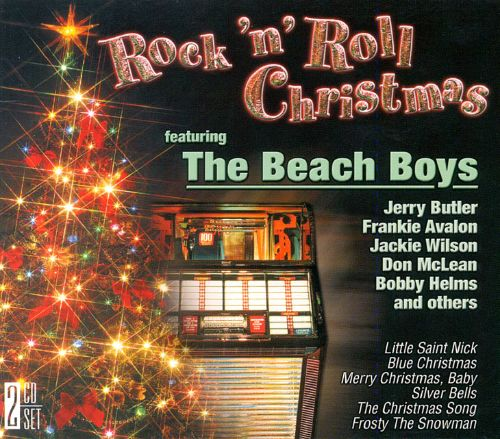 rock n roll christmas beach - Beach Boys Christmas Song