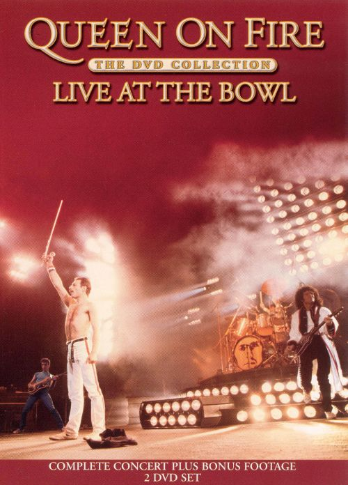 Queen on Fire: Live at the Bowl [DVD]