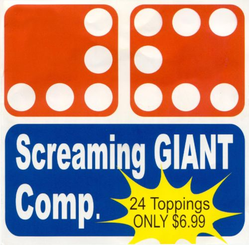 Screaming Giant: Pizza Compilation