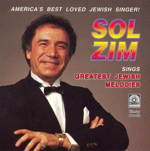 Greatest Yiddish Melodies