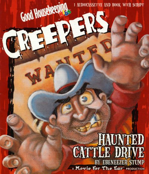 Creepers: Haunted Cattle Drive