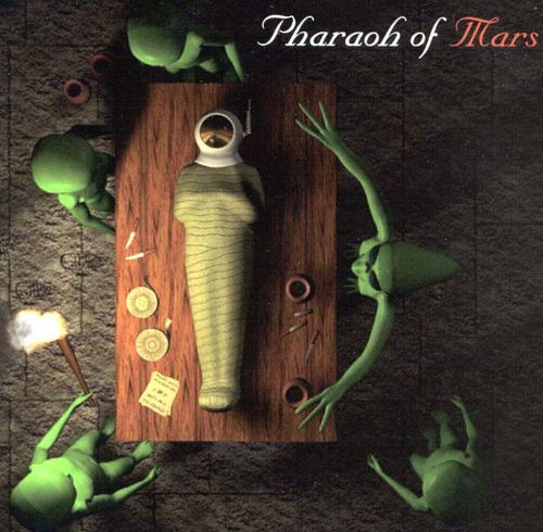Pharaoh of Mars