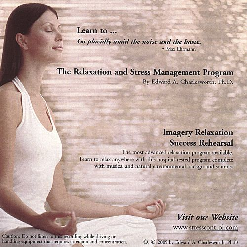 Relaxation and Stress Management Program: Imagery Relaxation and Success Rehearsal