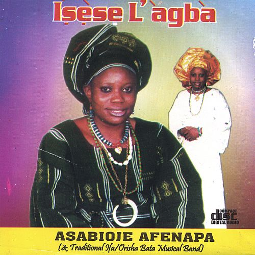 Isese l'Agba (Tradition and Culture Is the Best)