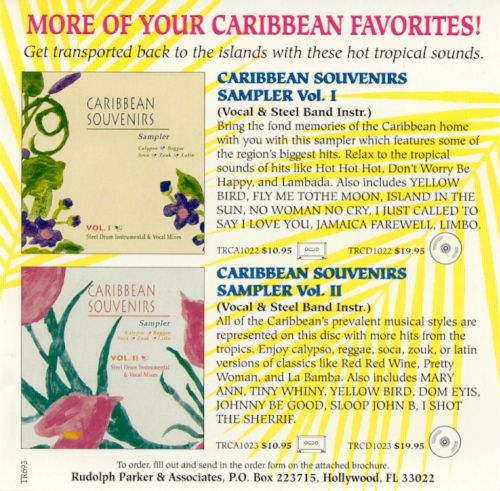 Caribbean's Greatest Hits: Hot Hot Hot