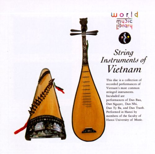 String Instruments of Vietnam