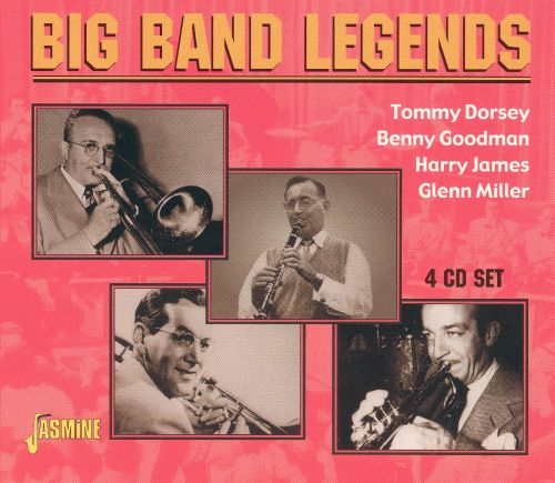 Big Band Legends [Jasmine]