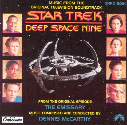 Star Trek: Deep Space Nine: The Emissary