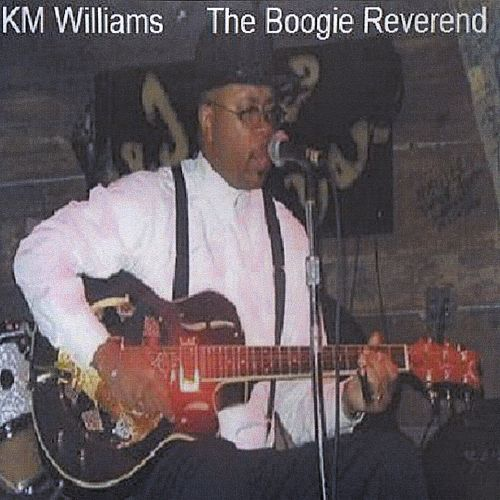 The Boogie Reverend