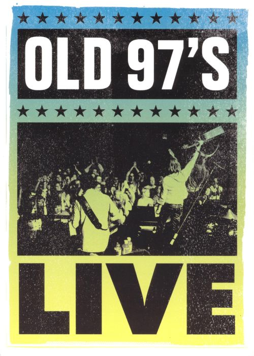 Old 97's Live [DVD]