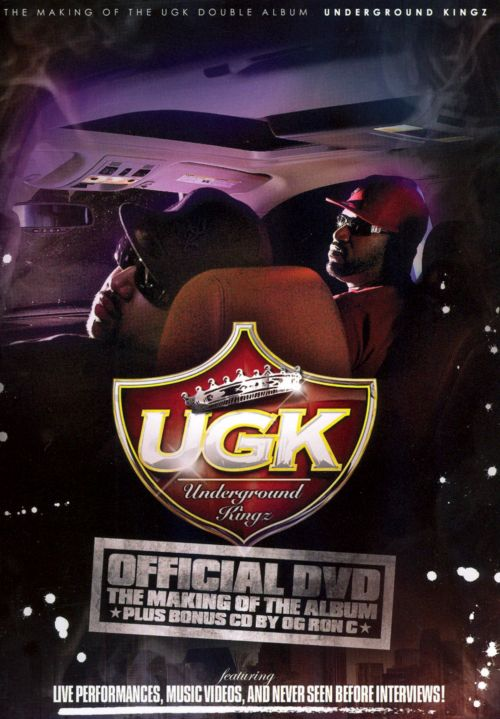 Official DVD: The Making of the Album - Underground Kingz