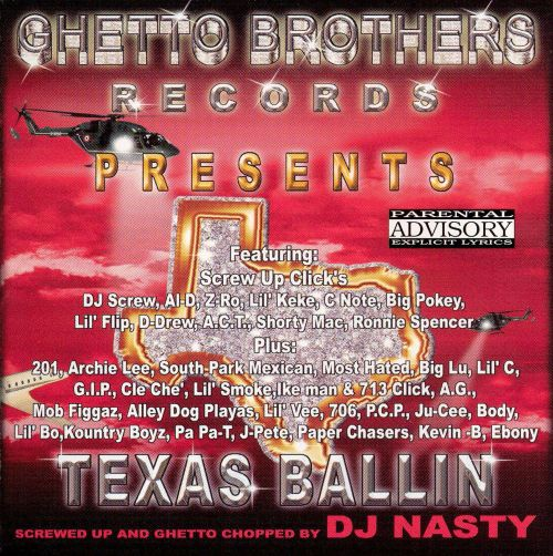 Texas Ballin' (Chopped & Screwed)