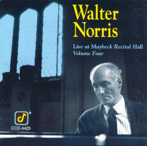 Image result for walter norris pianist