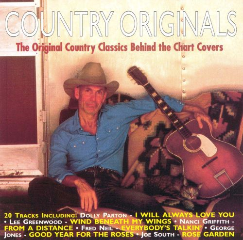 Country Originals: The Original Country Classic Behind The Chart Covers
