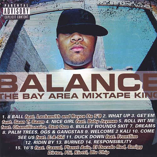 Bay Area Mixtape King