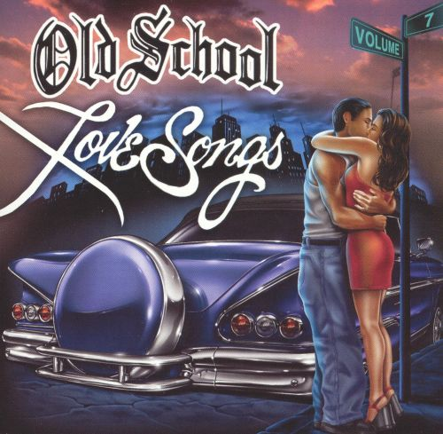 Old School Love Songs, Vol. 7 - Various Artists