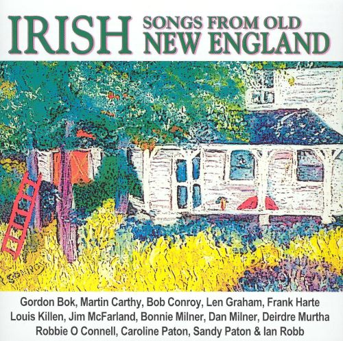 Irish Songs from Old New England