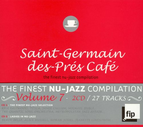 Saint-Germain-Des-Prés Café, Vol. 7