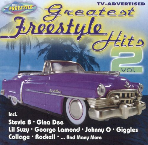 Greatest Freestyle Hits, Vol. 2 [ZYX]