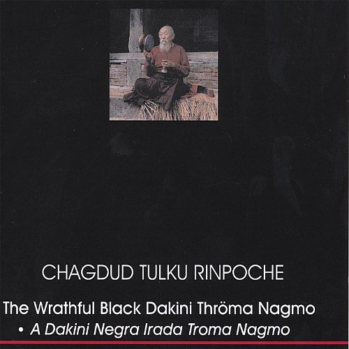 The Wrathful Black Dakini Throma Nagmo, A Treasure of Dudjom Lingpa (2 CDS)