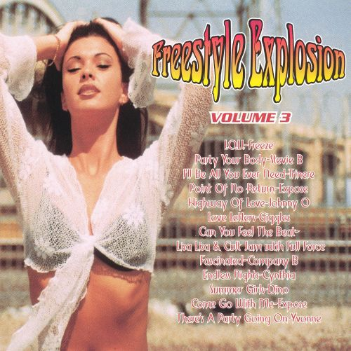 Freestyle Explosion, Vol. 3