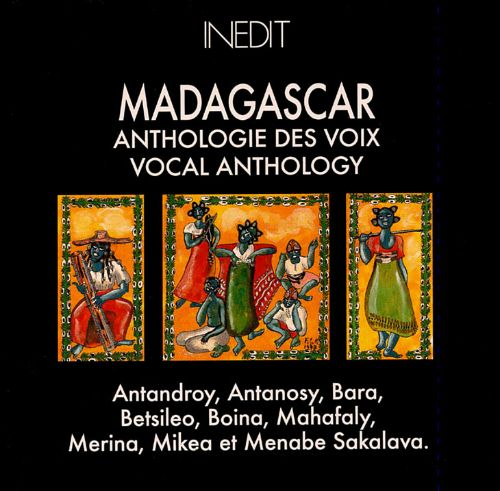 Madagascar Vocal Anthology