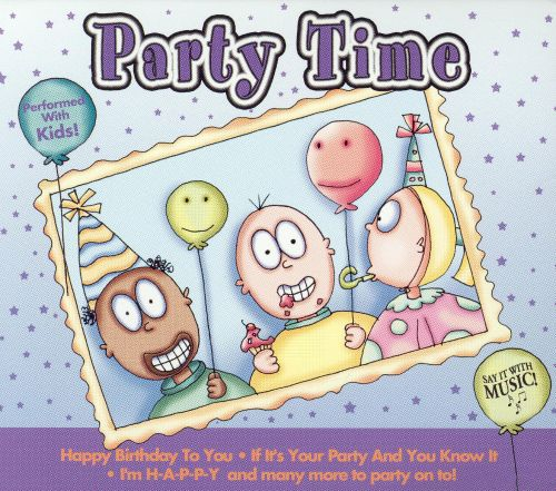 Party Time Classics [2005]