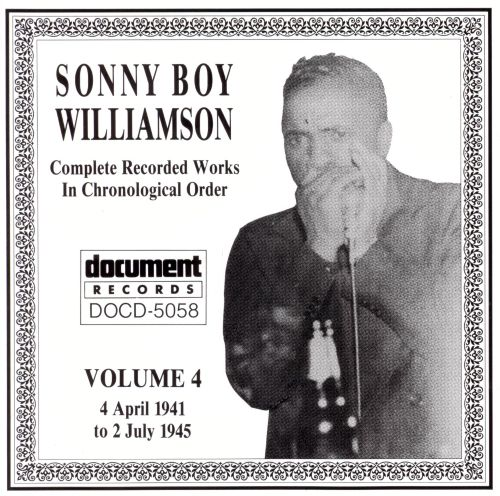 Complete Recorded Works, Vol. 4 (1941-1945)