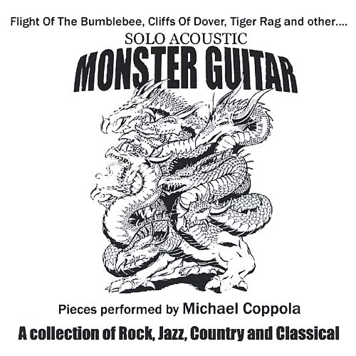 Flight of the Bumblebee, Cliffs of Dover, Tiger Rag and Other Monster Guitar Piec
