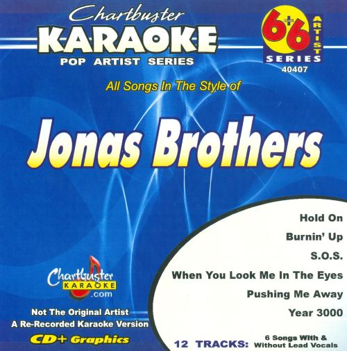 Karaoke: Jonas Brothers - Karaoke | Songs, Reviews ...