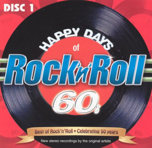 Happy Days of Rock 'n' Roll 60s - Disc 1