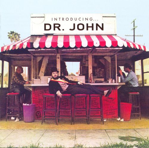 Introducing Dr. John