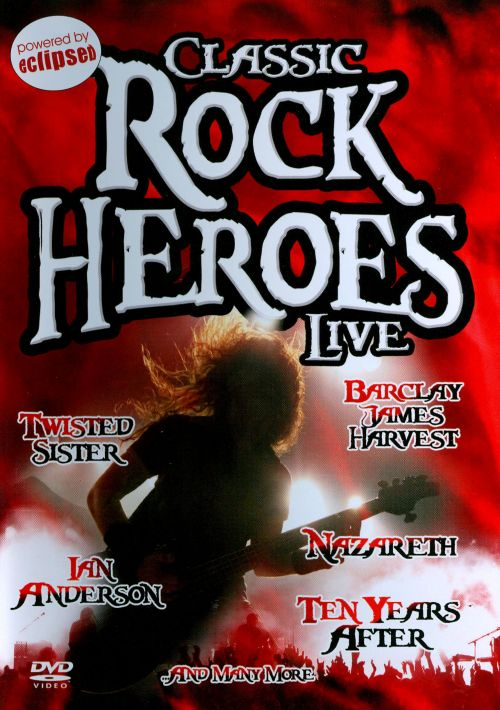 Classic Rock Heroes Live [DVD]