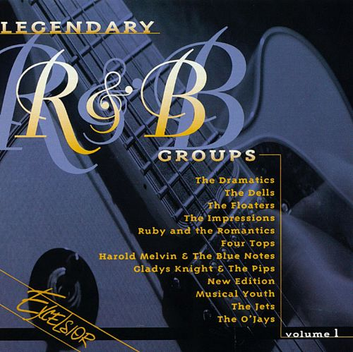 Legendary R&B & Blues, Vol. 1 [MCA Special Products]