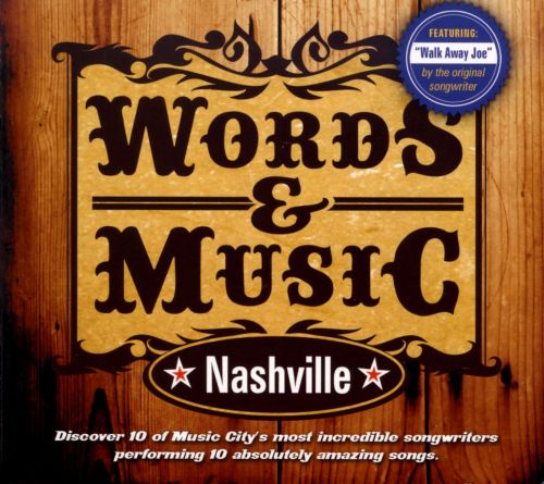 Words & Music: Nashville