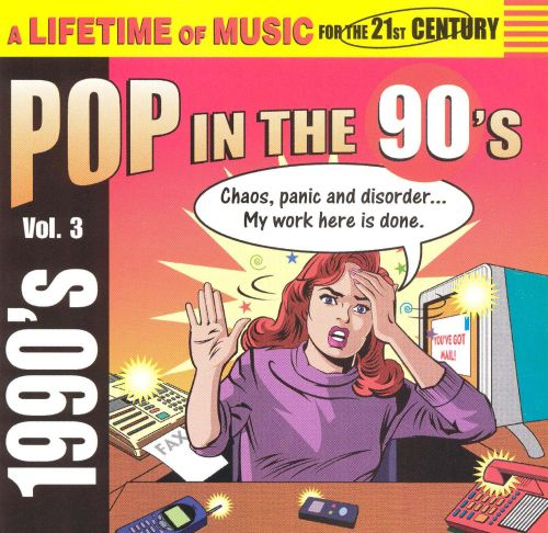 Pop in the 90's, Vol. 3