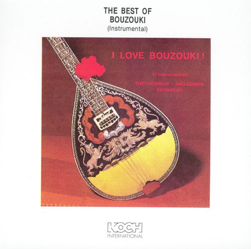 The Best of Bouzouki
