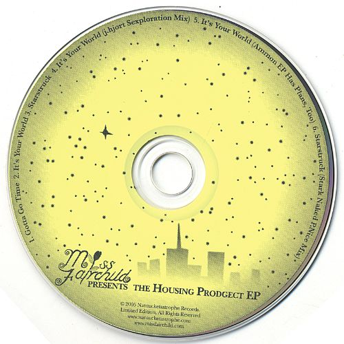The Housing Prodgect EP