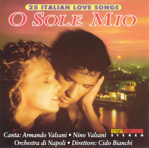 25 Italian Love Songs