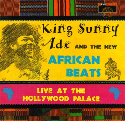 Live at the Hollywood Palace - King Sunny Ade | Songs